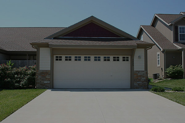 Attached Garages to All Units